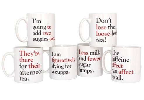 Grammar Cups