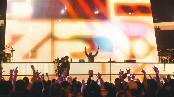 Zedd @ iTunes Festival